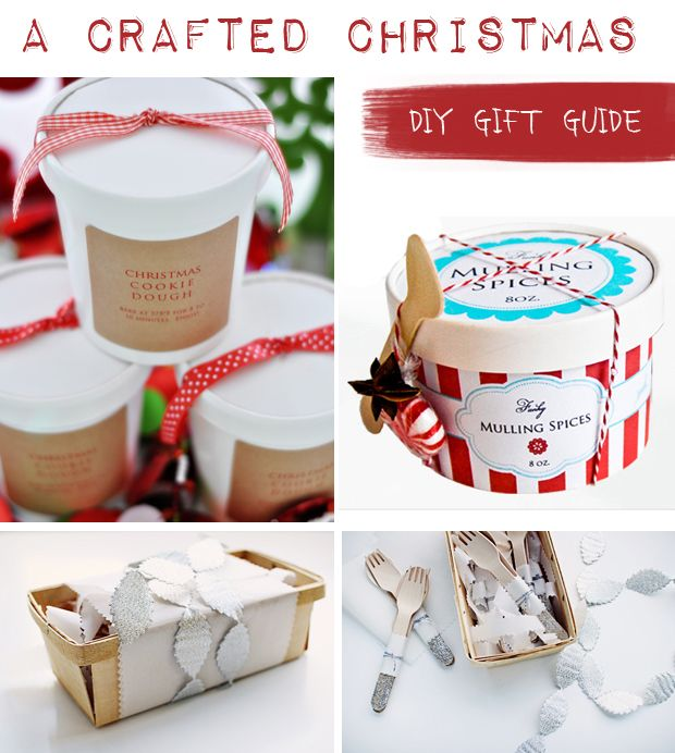 Perfect Crafted Christmas Gift Guide, Homemade Gifts, Christmas DIY, Tutorial,  How To