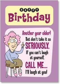 Happy birthday images funny google search card verses fabulous news for our aunty acid fans in the usa our personalized cards are now available from leanin tree bookmarktalkfo Images