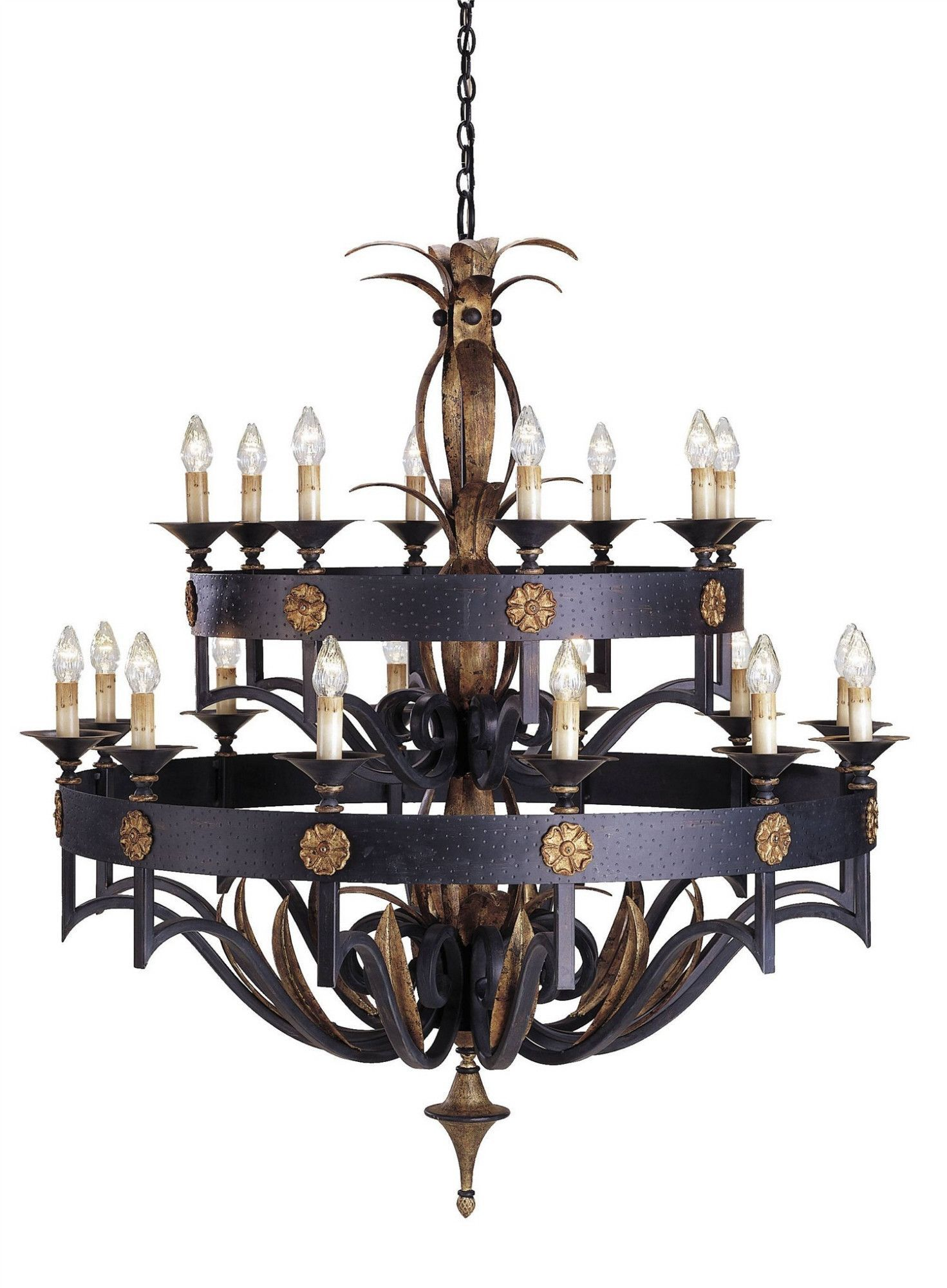 Camelot Chandelier Design By Currey Company Rumah