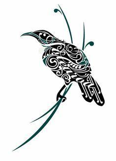 simple maori designs tui google search tin cans pinterest maori designs. Black Bedroom Furniture Sets. Home Design Ideas
