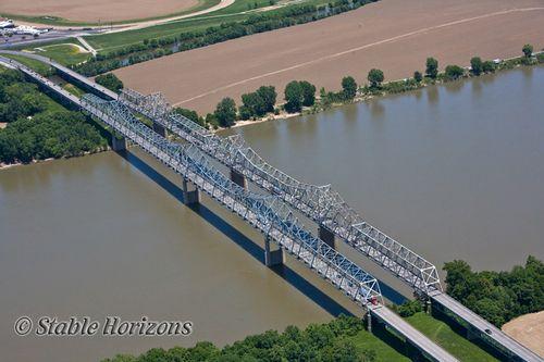 Bridges on the Ohio - Evansville, IN