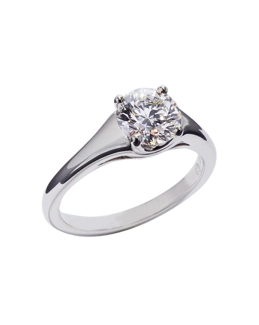 cfda6d212 Our Sculpted Platinum Diamond Engagement Ring is Exclusive to Turgeon Raine.  This engagement ring displays exquisite craftsmanship that redefines simple  ...