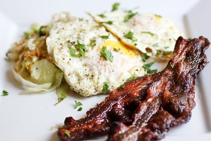 The Food Lovers Primal Palate Beef Bacon And Eggs