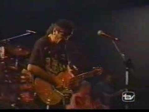 Carlos Santana en Vivo en Chile 1992