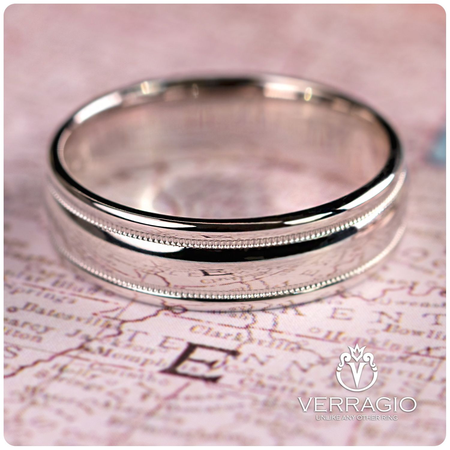 Verragio men's wedding band, available at Diamonds Direct. #weddingband #menseweddingband #mensring #mensaccessories
