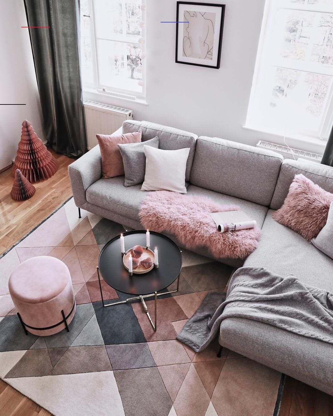 Chic And Cozyliving Rooms