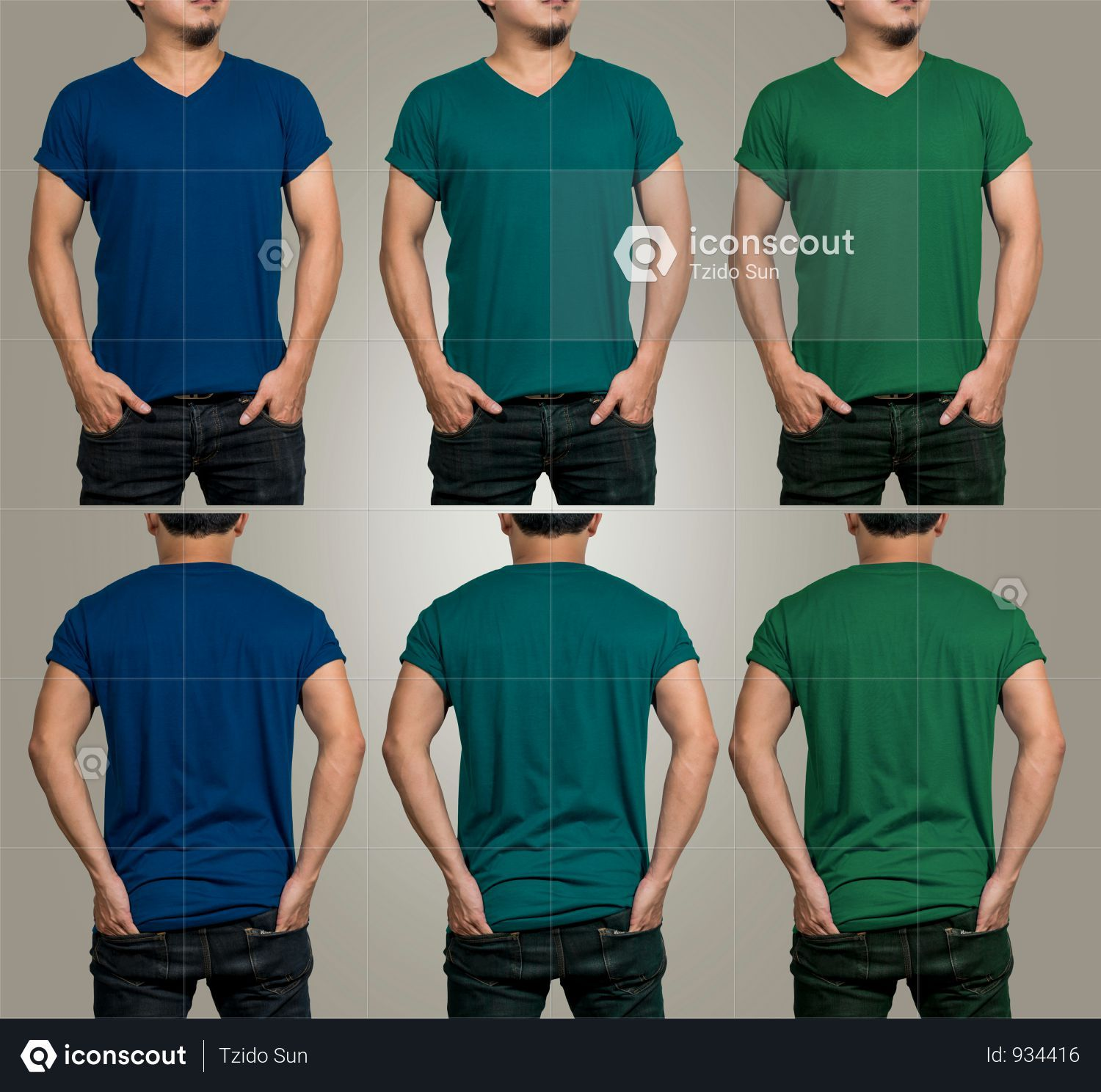 Download Premium Different Color T Shirt Mockup With Front And Back Side View Photo Download In Png Jpg Format Shirt Mockup Tshirt Colors Tshirt Mockup