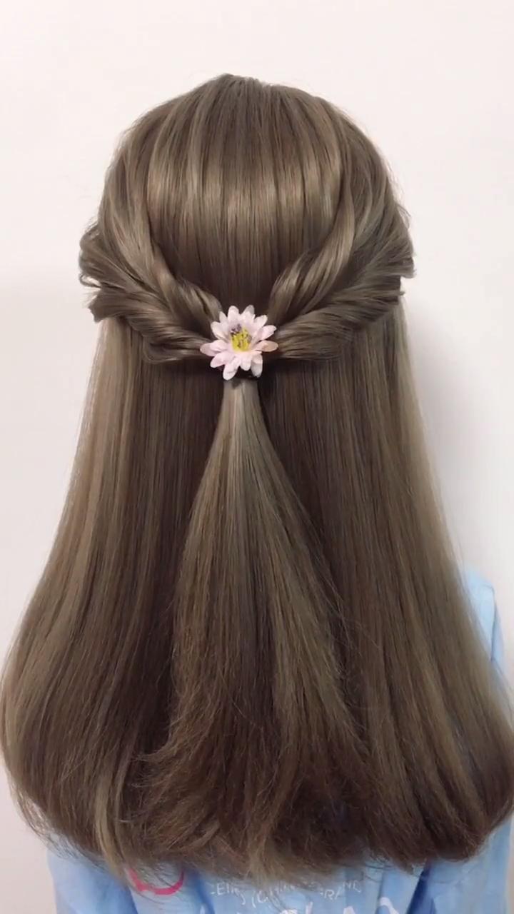 15 Hairstyles Fancy Locks Ideas In 2020 Hair Styles Long Hair Styles Braided Hairstyle Tutorial Videos