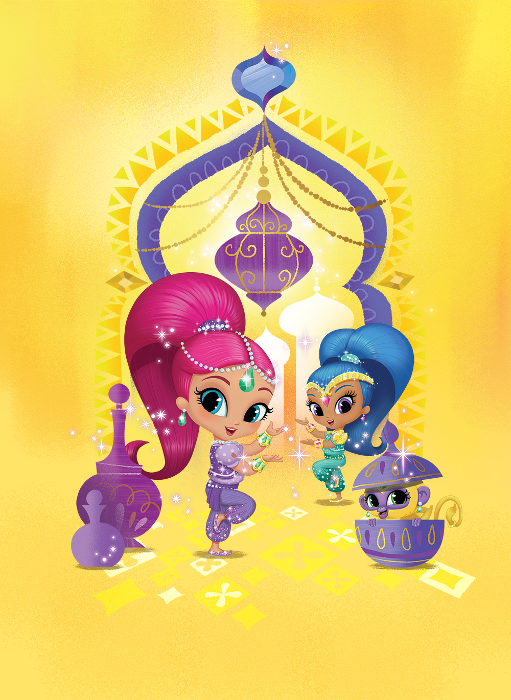Shimmer And Shine Magical Genie Games Free Download : shimmer, shine, magical, genie, games, download, Zahramay!, Friends, Watch, Shimmer, Shine, NickJr.com!, Shine,, Shimmer,
