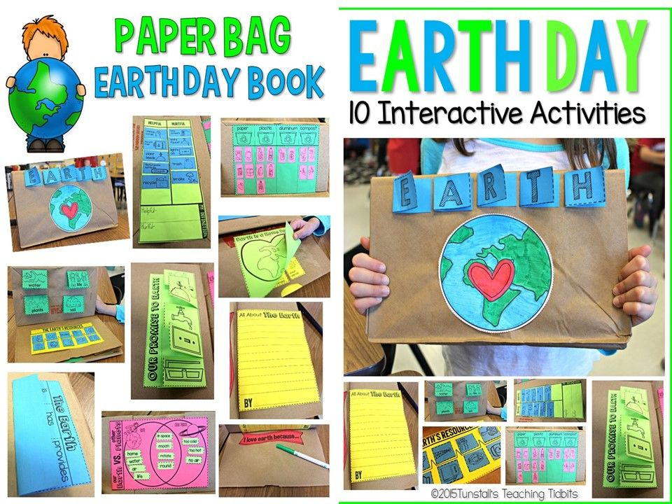 Earth Day Earth Activities and Social studies