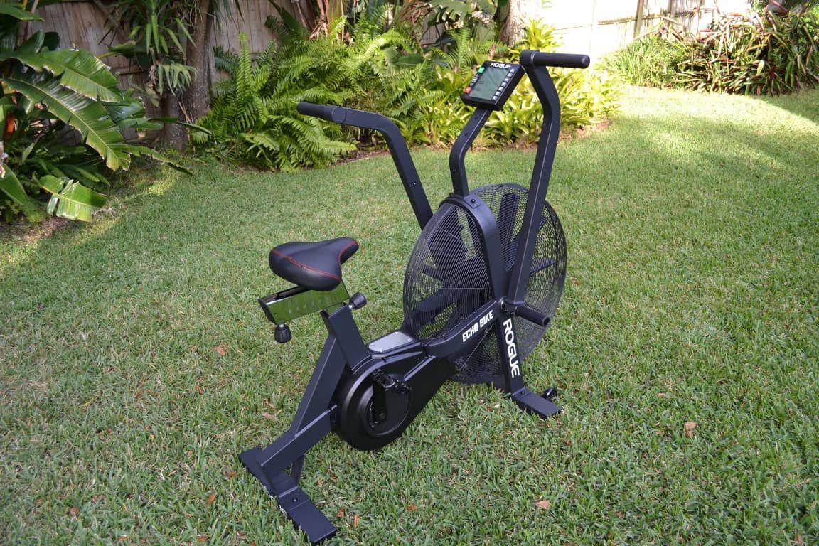 Rogue Echo Bike Assembly Bike Rogues Rogue Fitness
