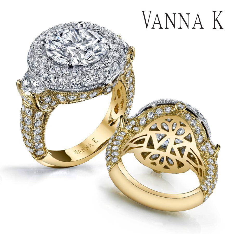 vanna k diamonds rings wedding jewelry