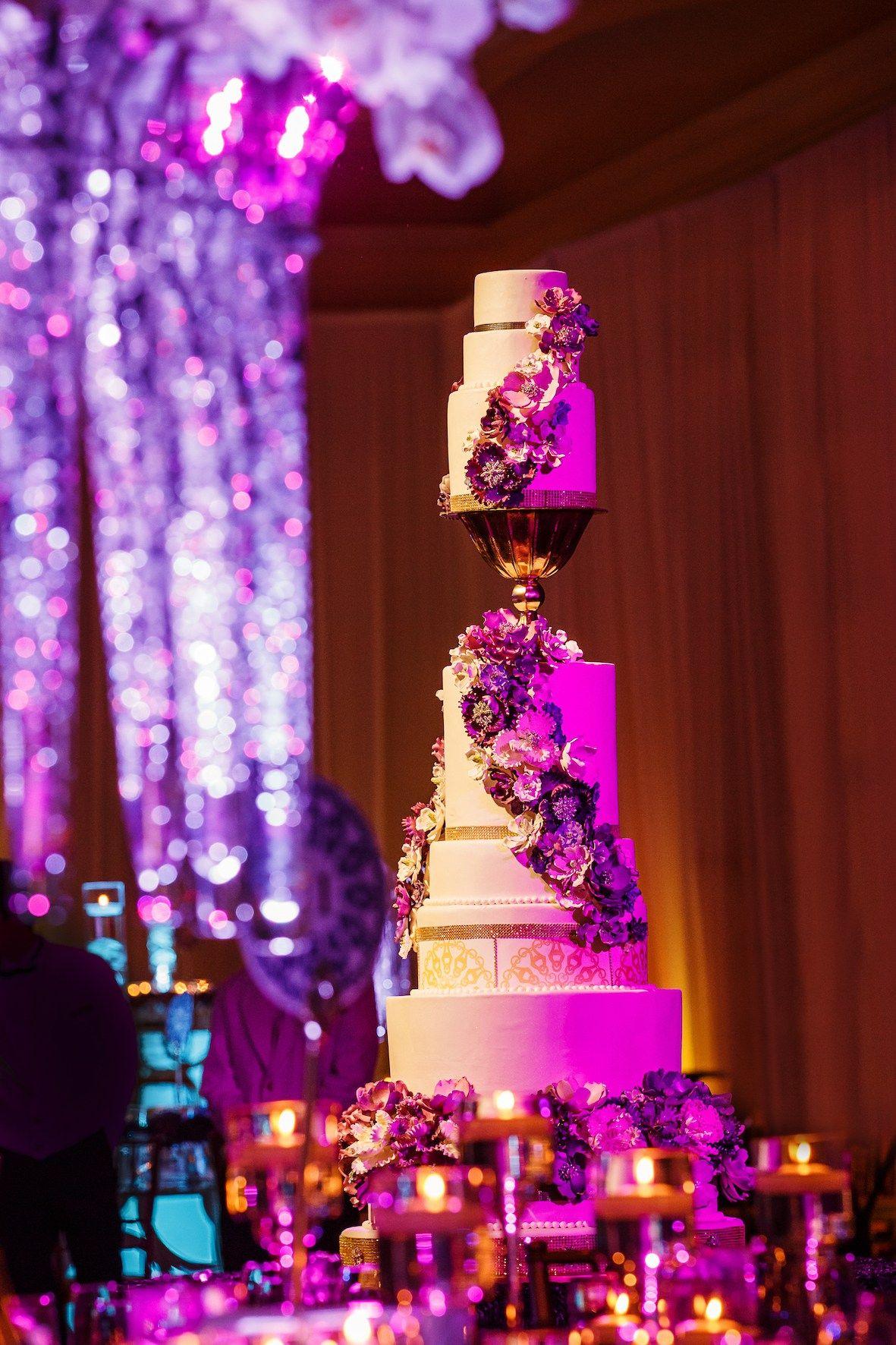 Wedding Cake In Salt Lake City Ut Indian By Nadia D