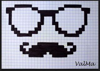 Les Créas De Valma Pixel Art Dessin Pixel Pixel Art