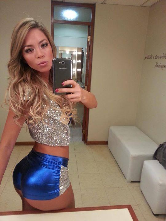 peruvian booty