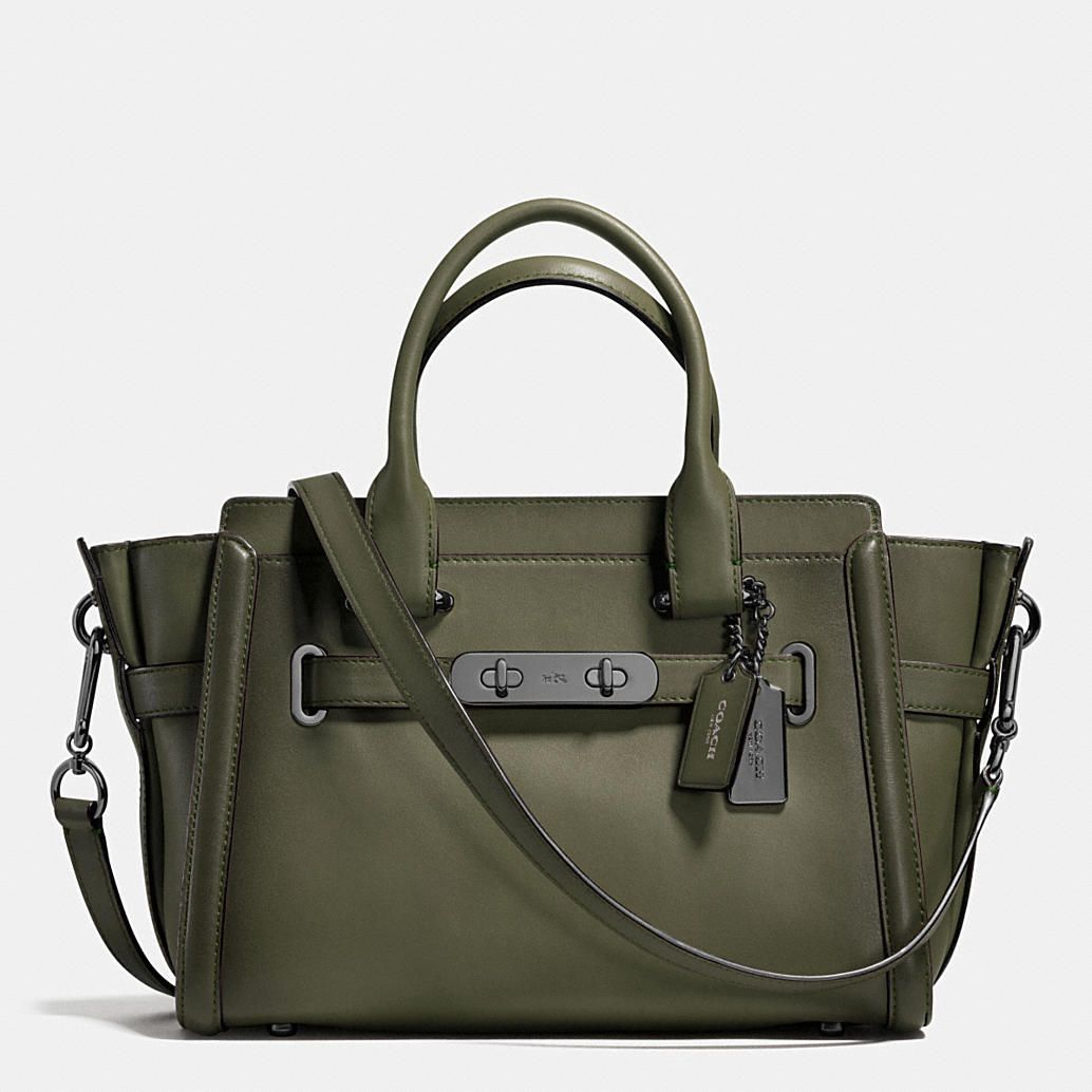 d7321e038 ... new style shop the coach swagger 27 in burnished leather. enjoy  complimentary shipping returns find