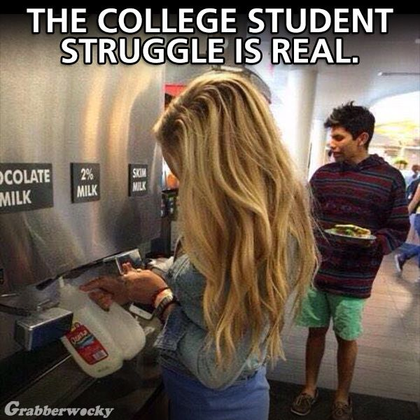 The struggles of being a first generation college student