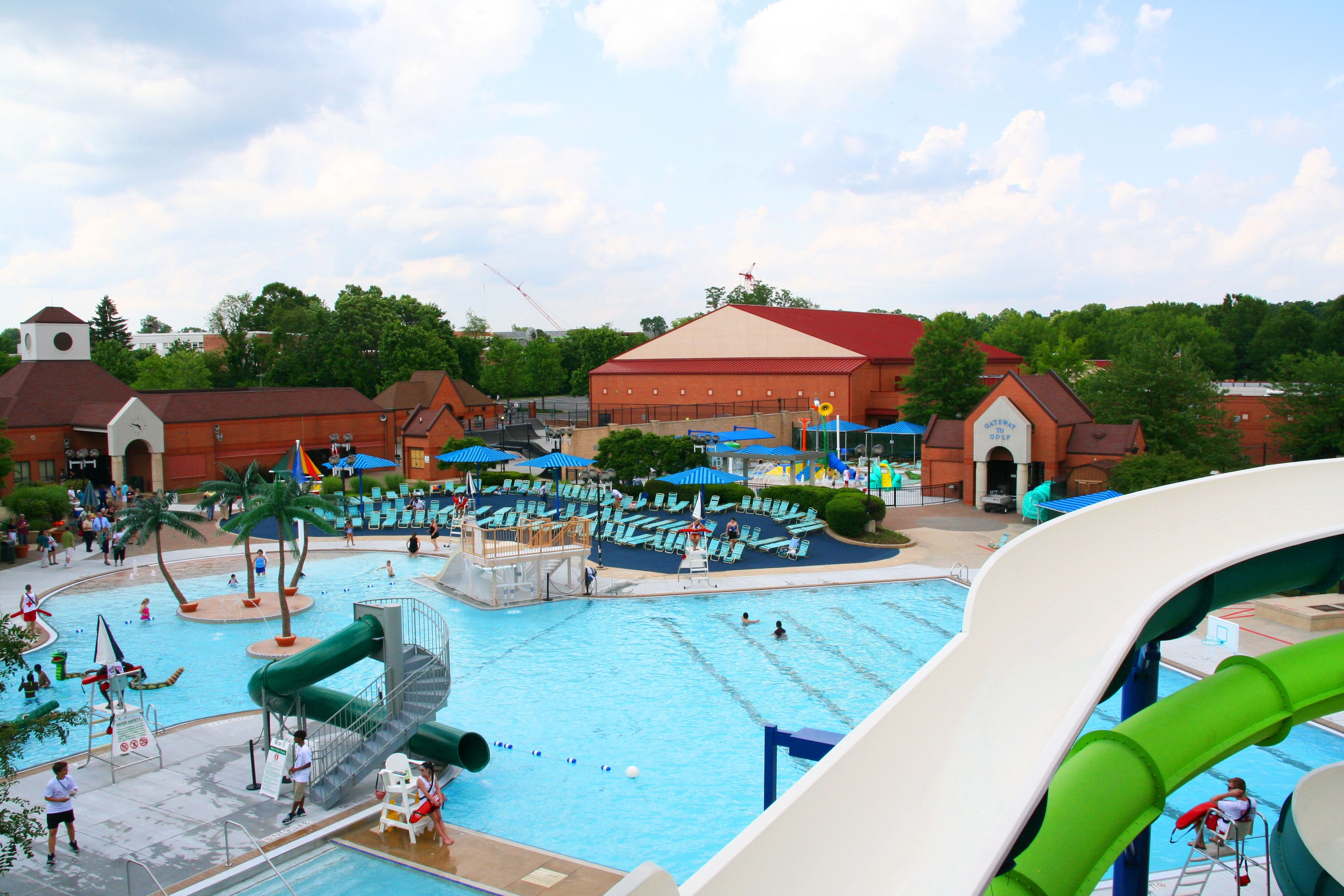 Pin By Smart Urban Living On Gaithersburg Parks Water Park Fun Places To Go Water Slides