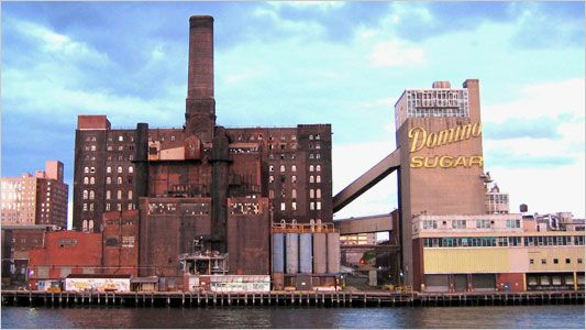 Brooklyn's got a lot of history to share, from vintage clothes to vintage factories. #MyHometownPins