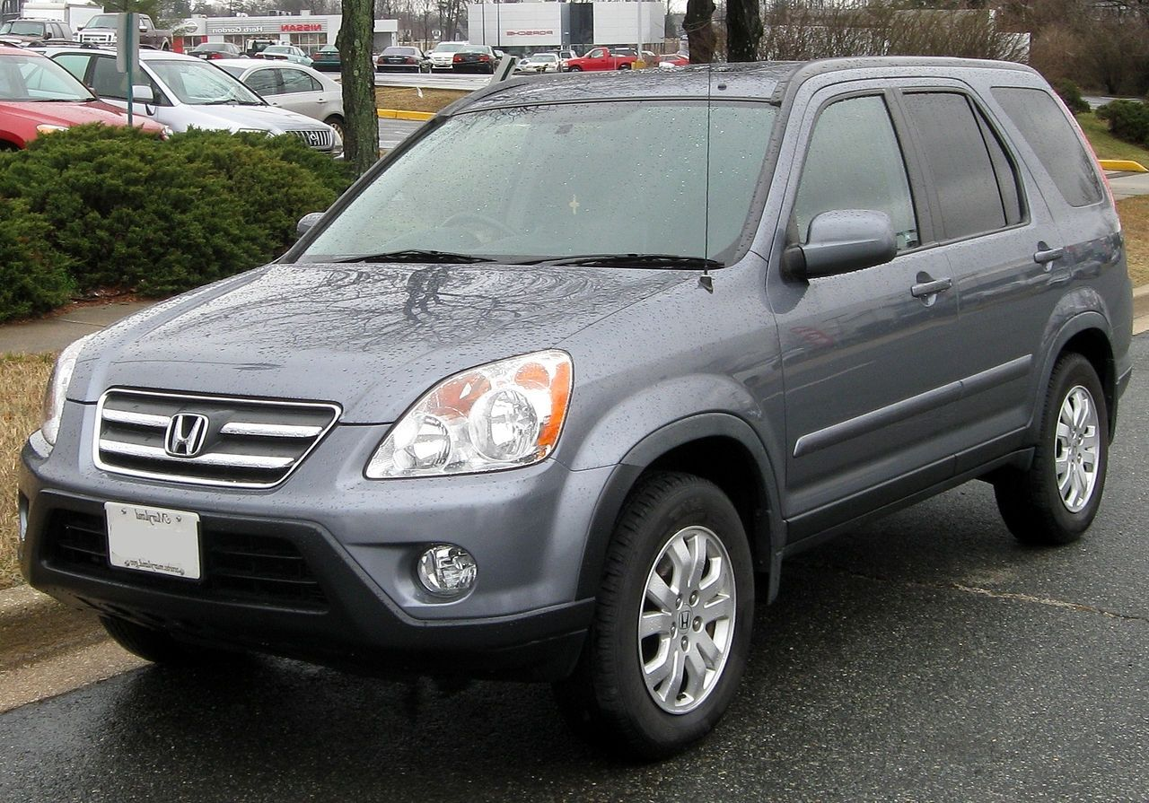 Appealing 2006 Honda CRV Photos Gallery