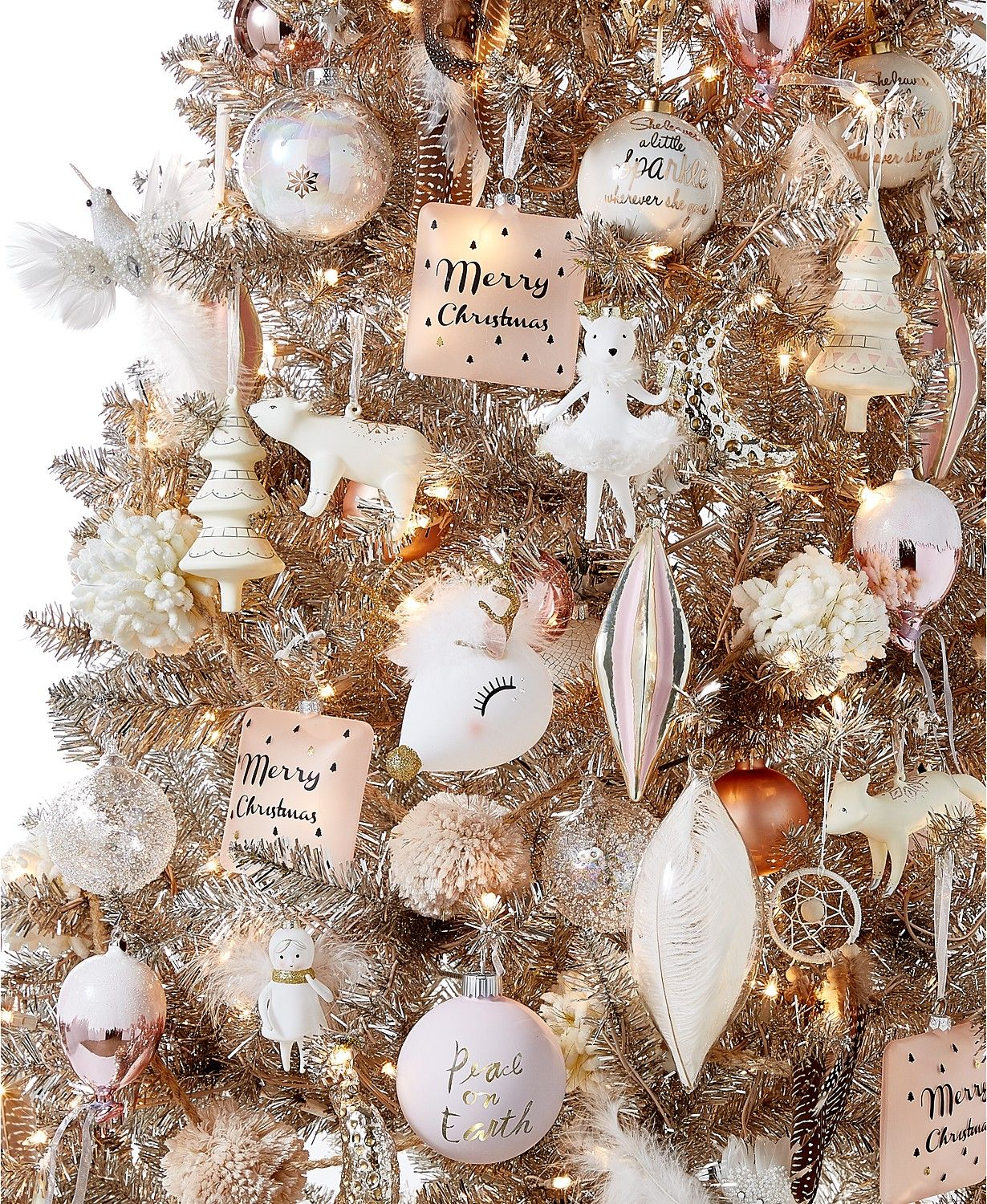 Holiday Lane Dreamland Ornament Collection Created For Macy S All Holiday Lane Vintage Christmas Ornaments Christmas Tree Inspiration Christmas Wallpaper