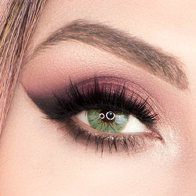 Eye Colors Guide And 27 Best Makeup Ideas For Them Smoky Eyes