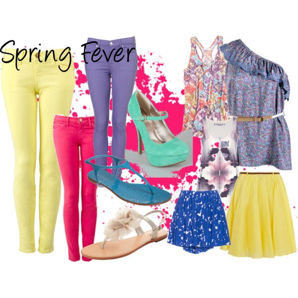 So excited for springtime!