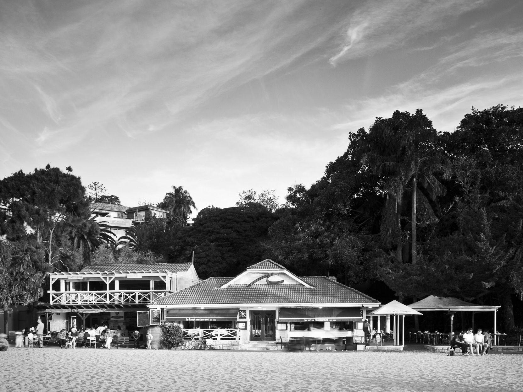 Le Kiosk Shelly Beach Sydney