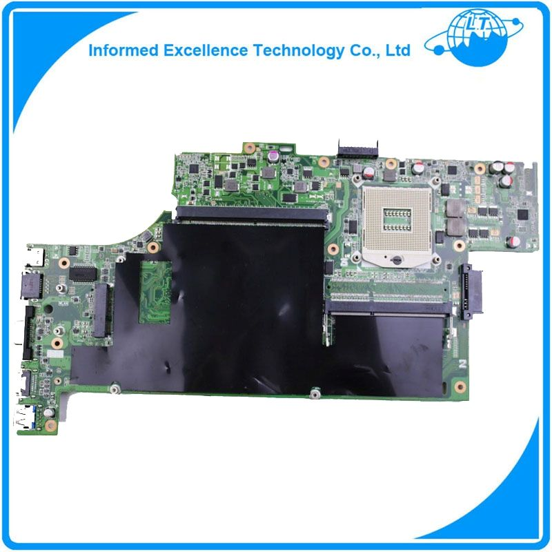 For Asus G53sx Motherboard 60 N7cmb2000 B05 Mainboard 2 Memory Slots Slotss Fully Tested All Functions Work Laptop Motherboard Motherboard Computer Components