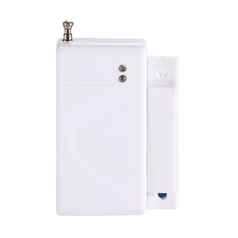 1pcs 2262 Chip 315mhz Optional Coding Wireless Door Sensor With Jumper Magnetic Switch Home Security Alarm An Security Alarm Home Security Alarm Home Security
