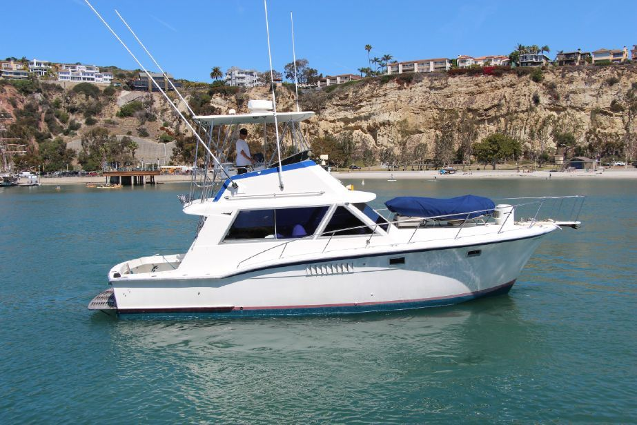1970 38 Hatteras Convertible in Dana Point, CA SoldBoats