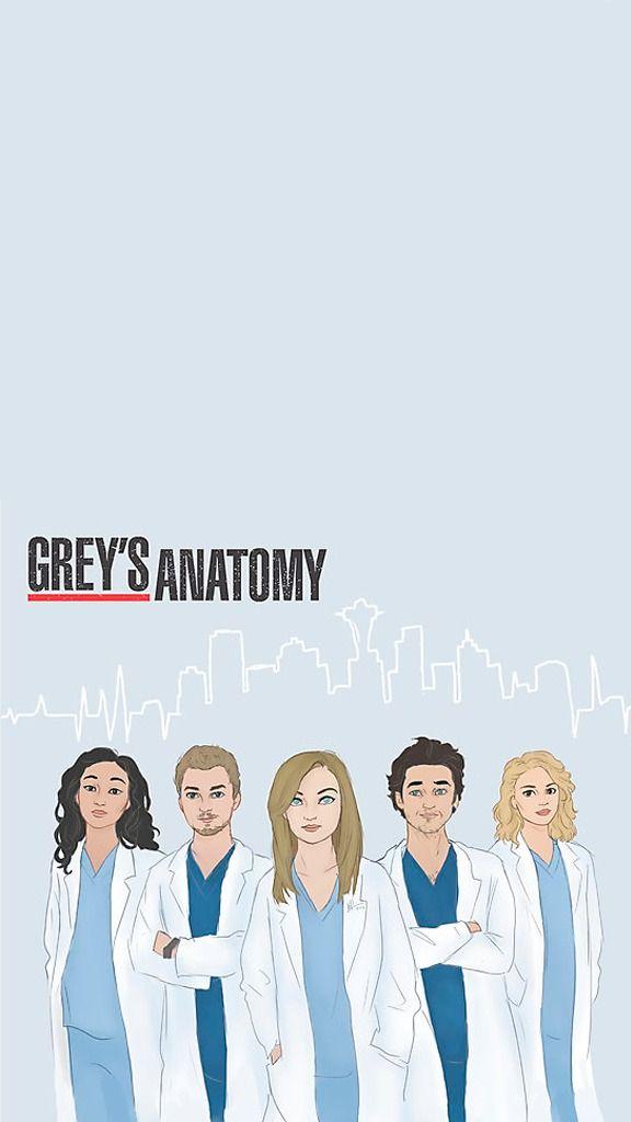 Pin de Karime Murillo en Grey\'s Anatomy | Pinterest | Anatomía de ...