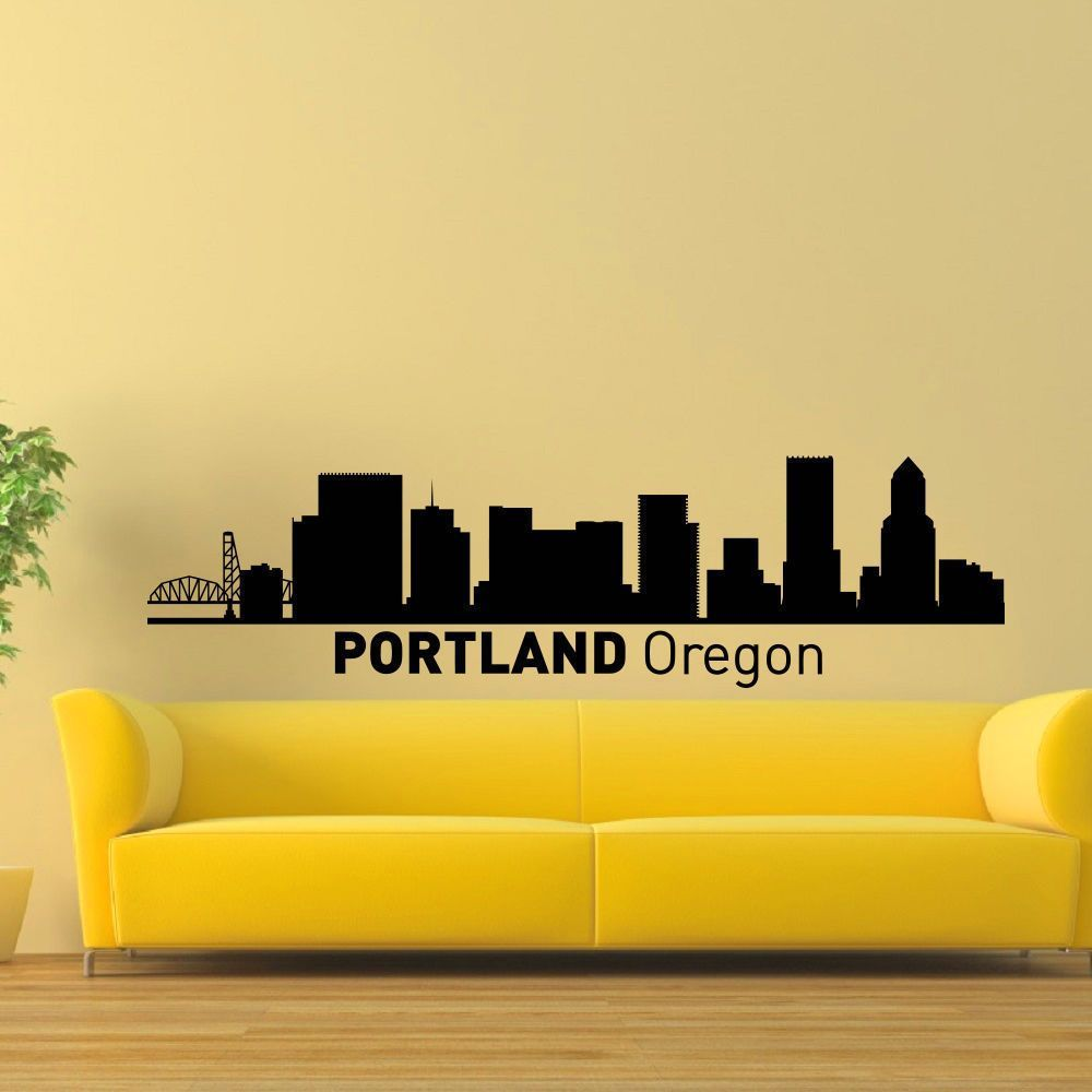Decorate Your Home With This Beautiful And Affordable Vinyl Decal - Custom vinyl decals portland oregon