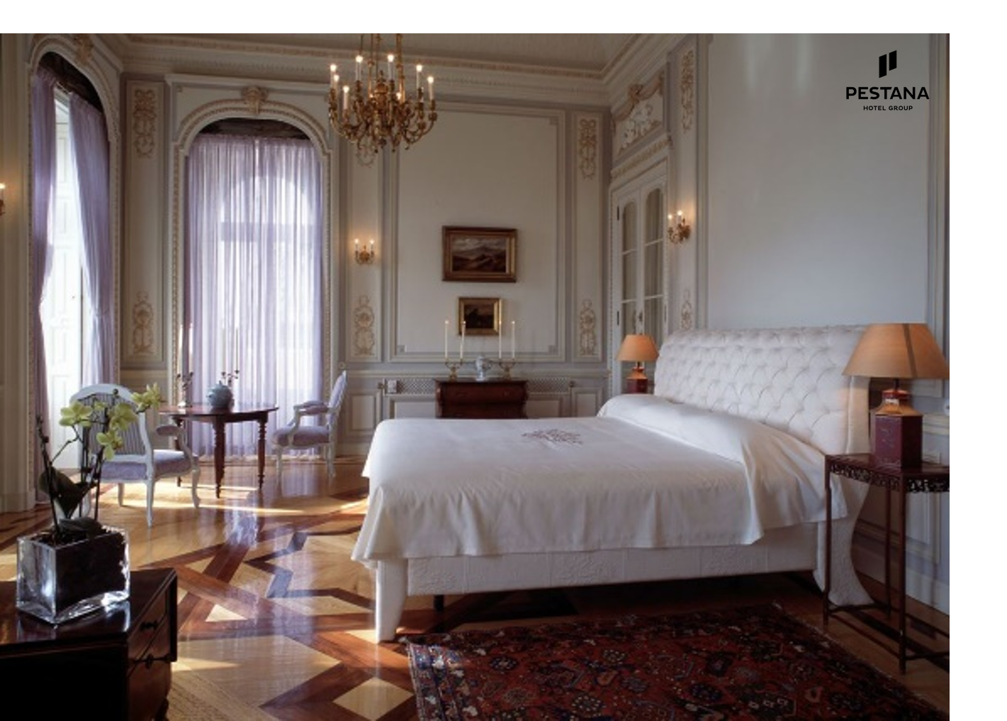 Luxury Room | Pestana Palace | Hotel | Portugal | Bedroom Design