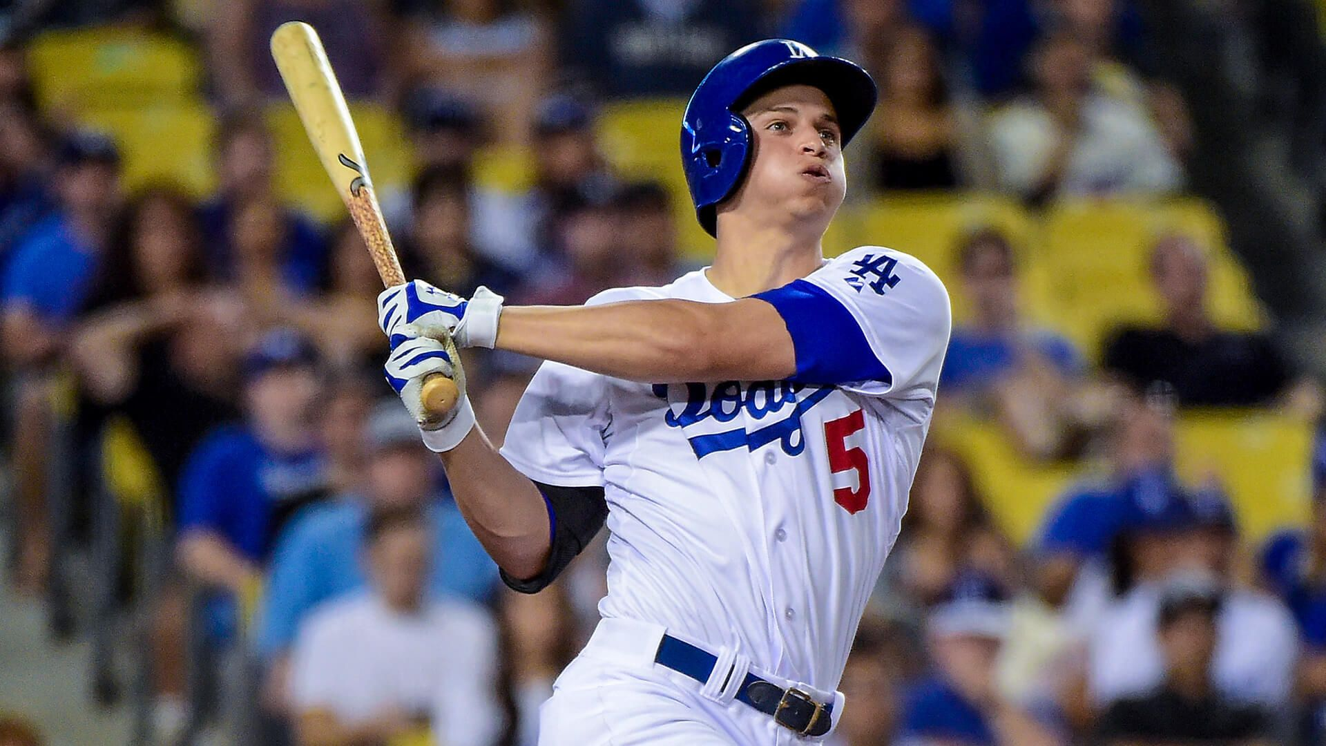 Corey Seager might have hit three dongs last night, but he