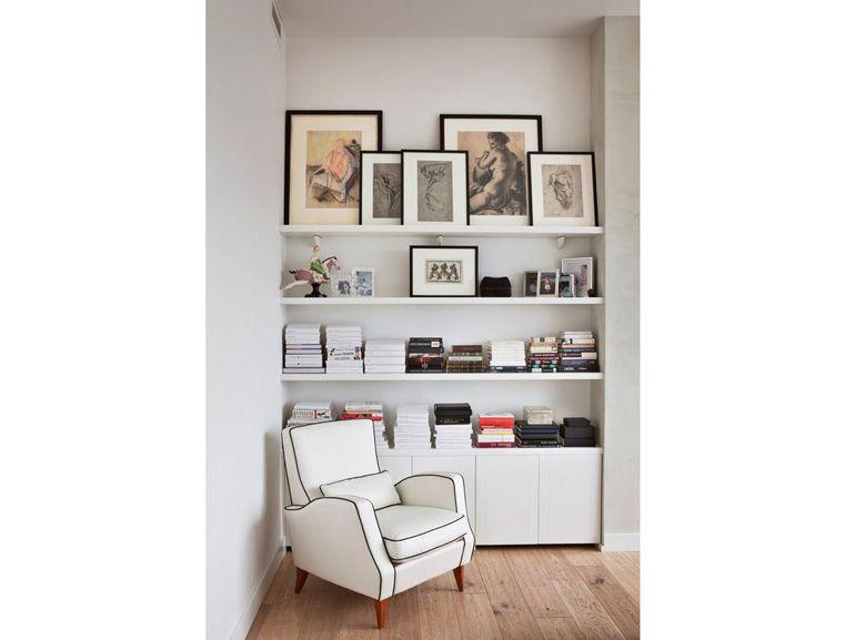 Decorare casa con i libri libreria e angolo lettura for Arredare una libreria