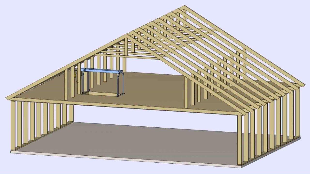 Fink Truss Loft Conversion In 2020 Attic Truss Roof Truss Design Roof Trusses