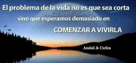 No esperes más y empieza tu nueva vida ahora!!! http://anabelycarlos.com/a1 #negociosOnline #anabelycarlos