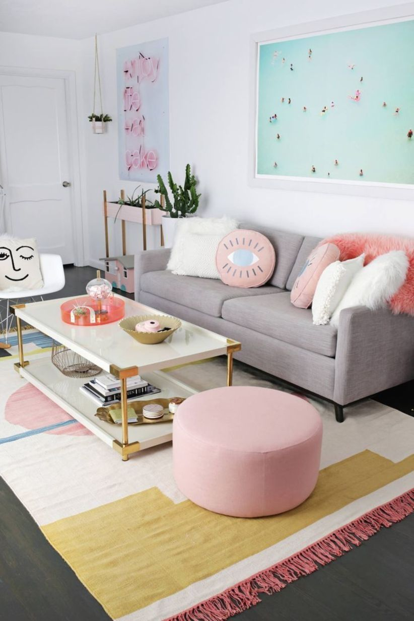 40 Small Living Room Design Ideas On A Budget Layout images