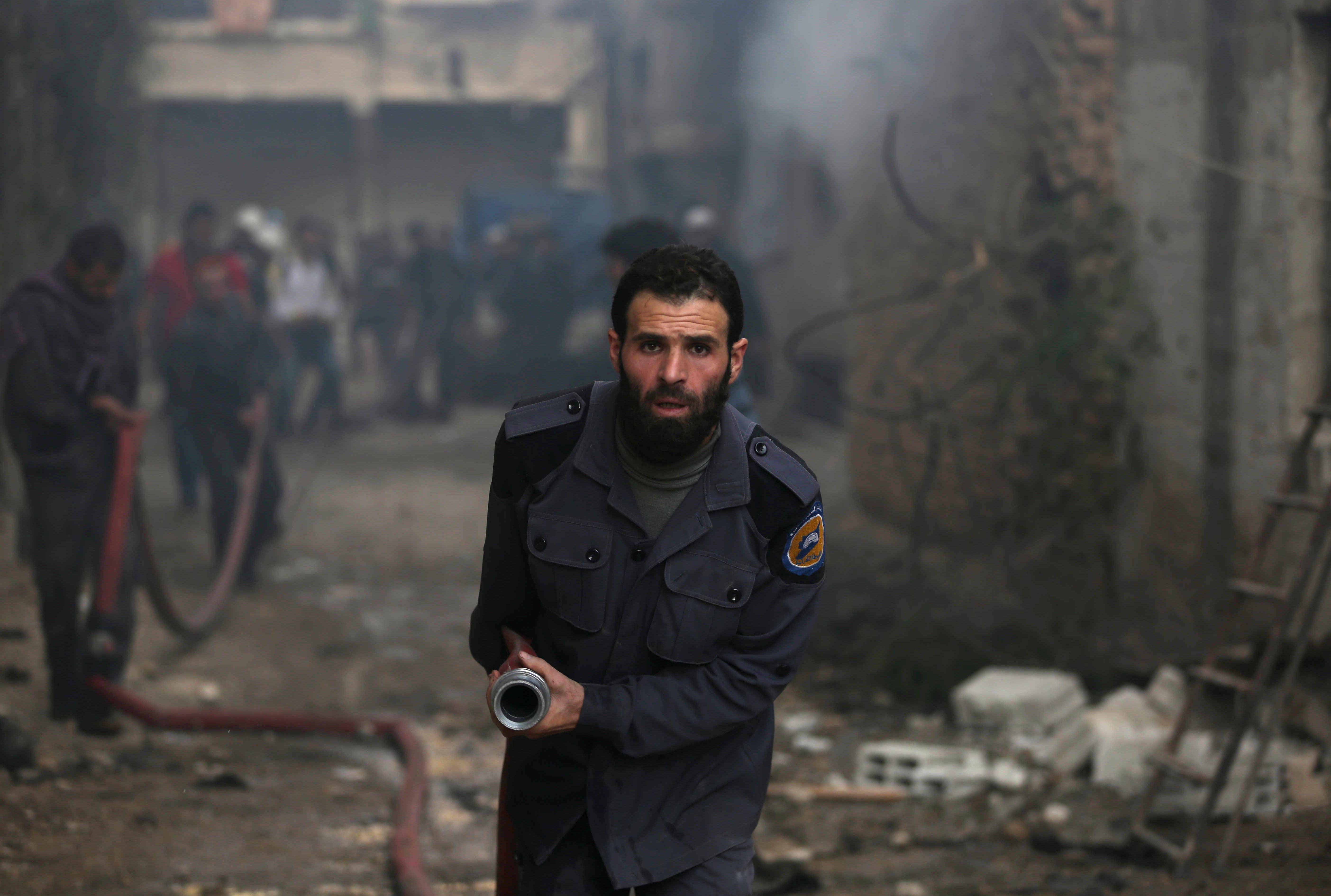 Us Russia Near An Agreement On Resolving Syrian War Pinterest