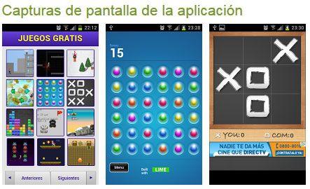 Juegos Gratis Aplicacion Android De Juegos Retro En Una Sola App