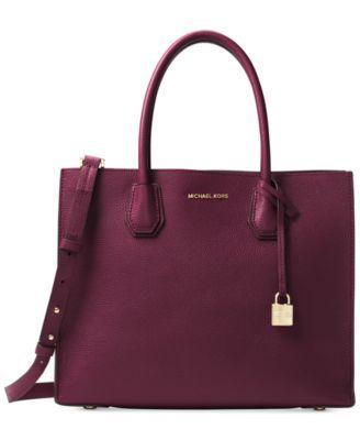 8ae2becbe22b MICHAEL KORS Michael Michael Kors Studio Mercer Large Convertible Tote. # michaelkors #bags #polyester #tote #leather #lining #shoulder bags #hand  bags #