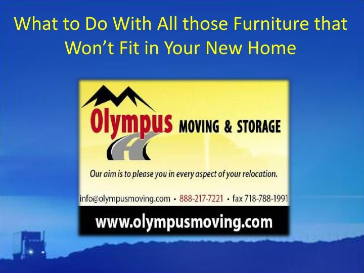 Searching For Long Distance Moving And Storage Companies In The New York  City?