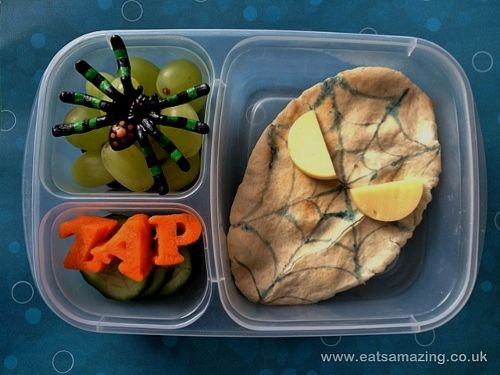 spiderman themed lunch spiderman lunches and bento. Black Bedroom Furniture Sets. Home Design Ideas