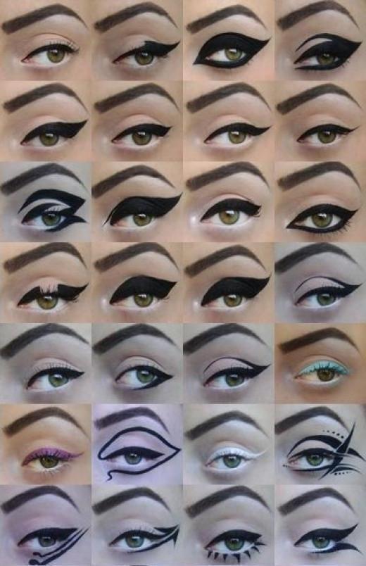 Photo of Make-up für grüne Augen – Mode und Kleidung