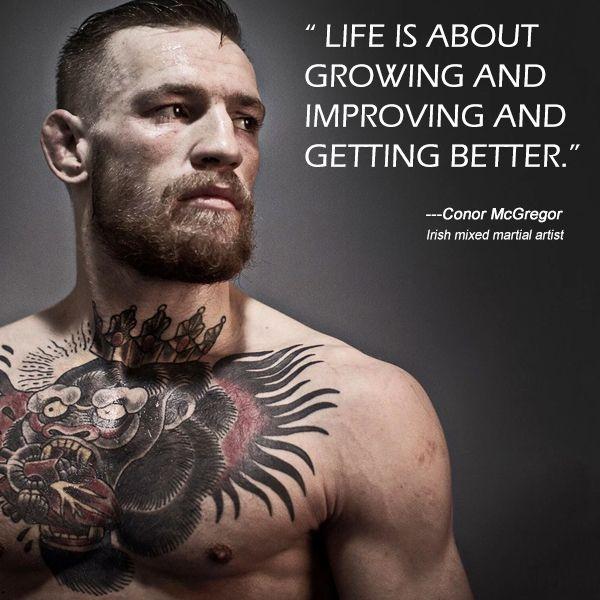 Conor Mcgregor Quote Conor Mcgregor Quotes Life Quotes Inspirational Quotes