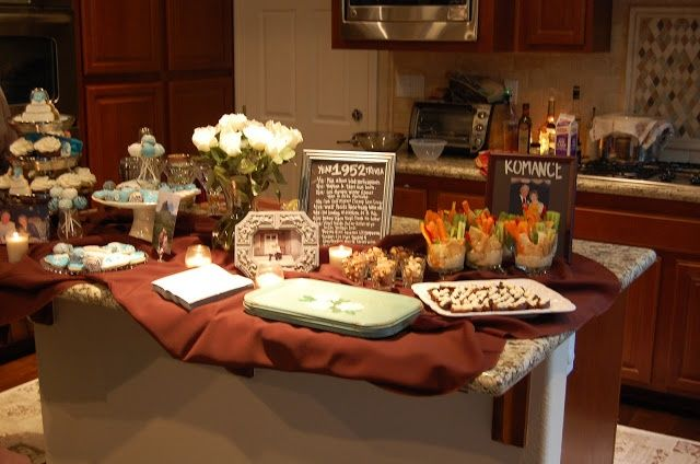Pinterest Party Ideas, 60 Th Anniversary