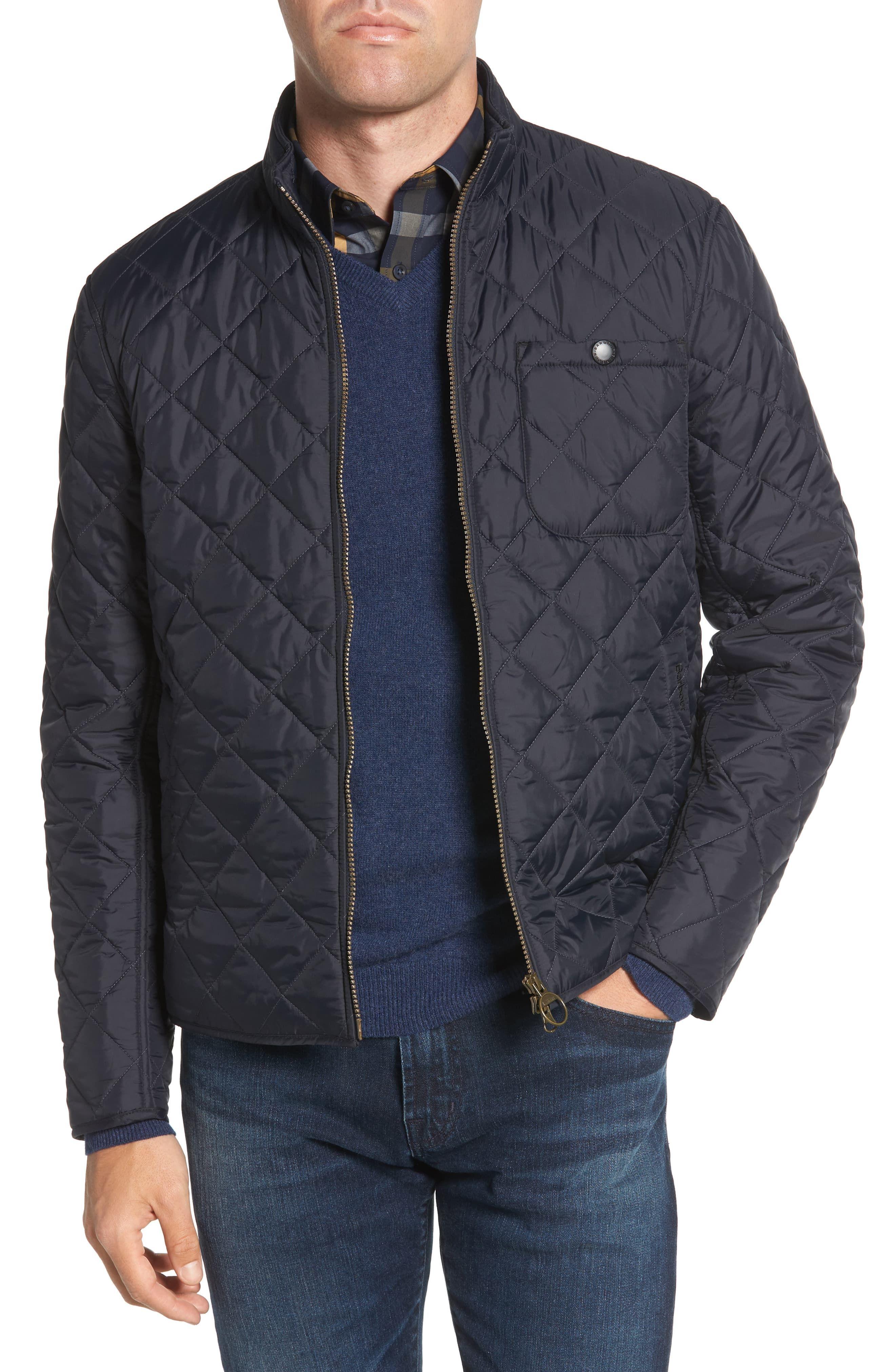 Barbour Pod Regular Fit Quilted Jacket Nordstrom Quilted Jacket Men Jackets Men Fashion Quilted Jacket