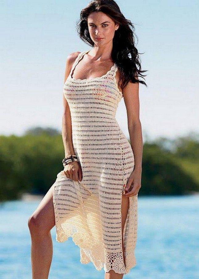 Plaj Elbisesi Pareo Google Da Ara Stil Kiyafet Giyim