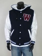 New Hooded Varsity Jackets, New Hooded Varsity Jackets direct from HITO ELEGANT in Pakistan